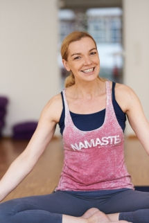 Britta Barg Yoga Yogalehrerin AYA